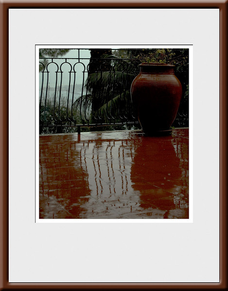 Rain, hotel Diodora