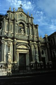 Catania in Sicily
