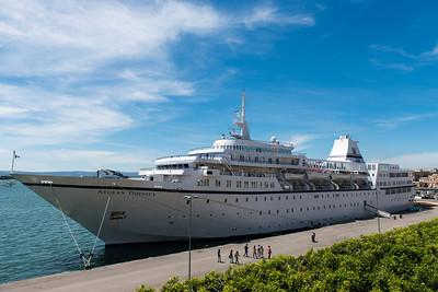 Aegean Odyssey in Syracuse.