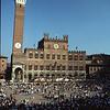 Il Palio in Siena