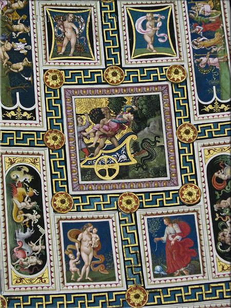 Duomo ceiling detail