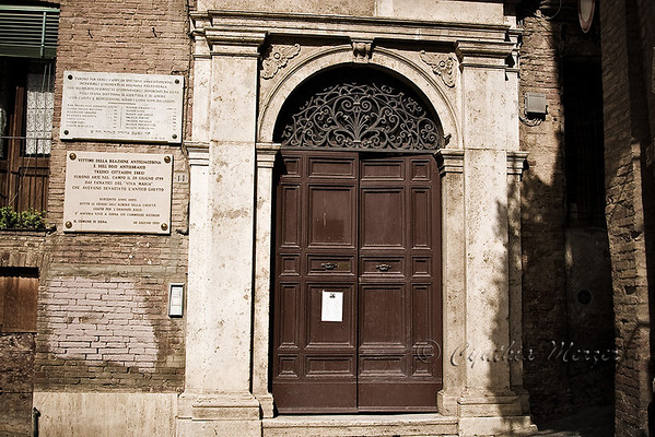Siena Synagogue