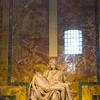 Michelangelo's Pieta 1499