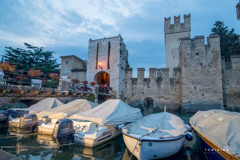 Castelo, Sirmione, Italy