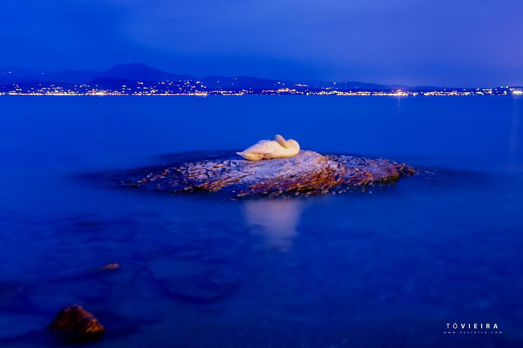 lago La Garda, Sirmione, Italy