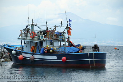 Italian Fishing Boat