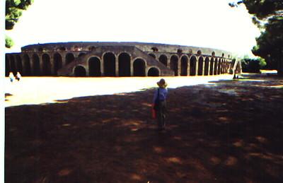 pompeii stadium