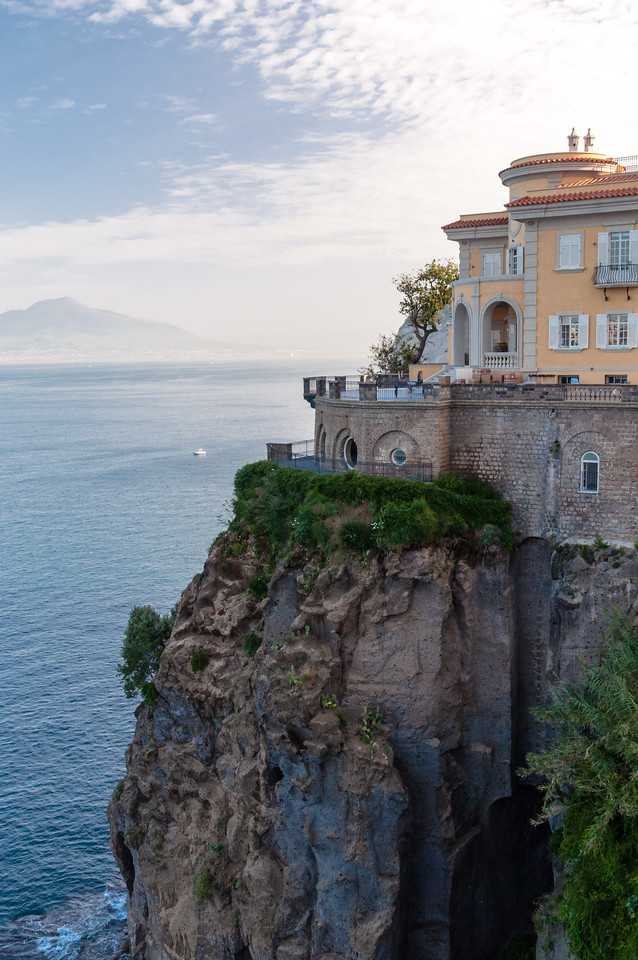 Sant Agnello, a suburb of Sorrento, Italy