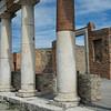 Portico of Edificio di Eumachia, Pompeii