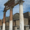 Entrance Portal of Macellum, Pompeii
