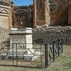 Tempio di Vespiano, Pompeii