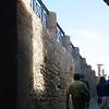 Entering Through Porta Marina onto Via Marina, Pompeii