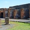 Ruins of Macellum, Pompeii