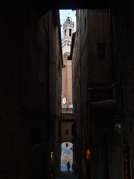 Siena - by day