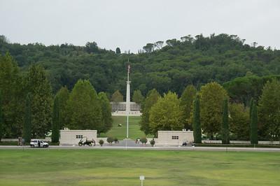 Cimitero americano dei Falcian
