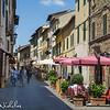Montalcino street scene