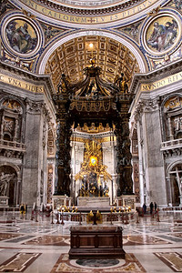 St Peters Tomb  Vatican City - Rome, Italy