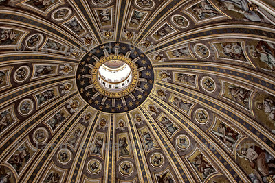The Cupola of St Peter's Basilica