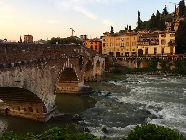 Verona, Ponte Petra