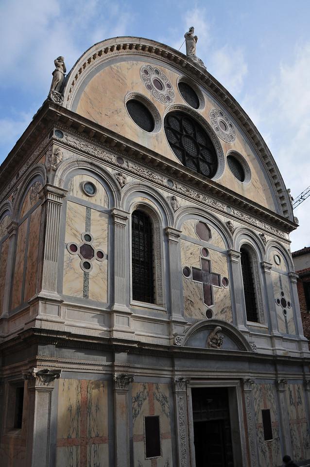 Chiesa Santa Maria dei Miracoli in Venice