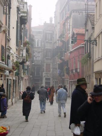 Venice February 2002