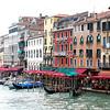 View from the Rialto Bridge, Venice April 08