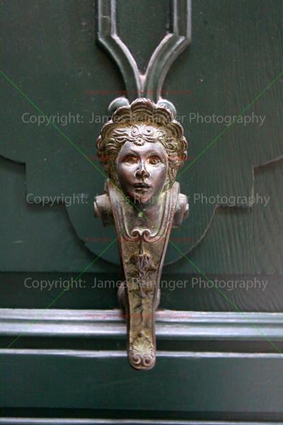 Venetian Door Handle
