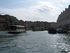 Grand canal from the Grand canal. You can't tire of being in your own boat, even it's the equivalent of the no 3 tram.