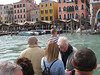 Crossing the Grand Canal like a local - a 1.50 traghetto ride, done standing.