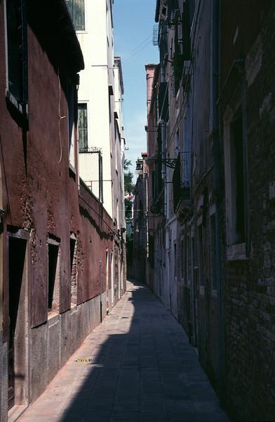 Alleyway Venice