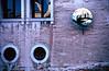 Canalside building Venice