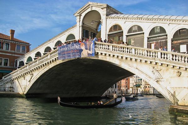 Ponte di Rialto - The Rialto Bridge