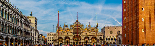 St Mark's Square and Cathedral