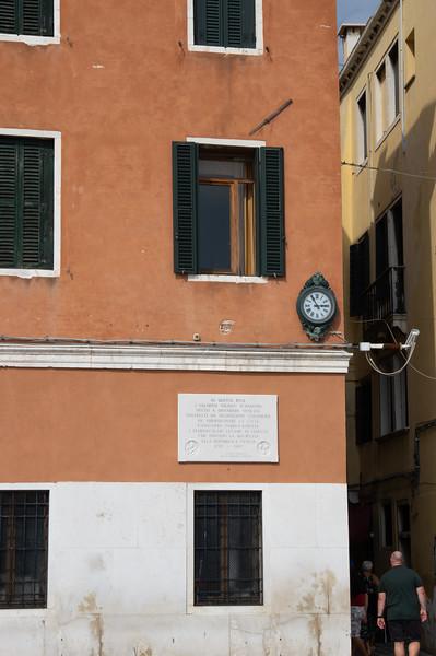 Dalmatian School Santi Giorgio e Trifone