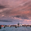 Redentore at Sunset-