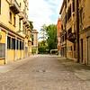 Empty Venice Street