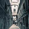 Empty Venice Alley