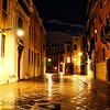 Wet Evening in Venice