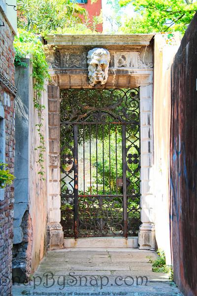 Iron Gate in Venice