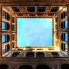 Venetian Architecture Perspective Frames