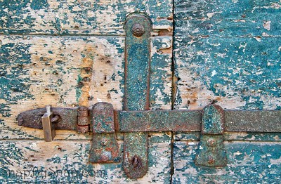 Old Weathered Lock