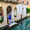 Storefront on the Venice Canal