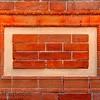 Brick Architectural Frame