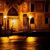 Doors on a Venetian Canal