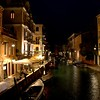 Quiet Venice Canal in HDR