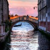 Empty Venice Canal