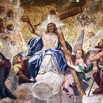 Ascension of Jesus Christ Mosaic