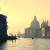 Venice Buildings at Sunrise