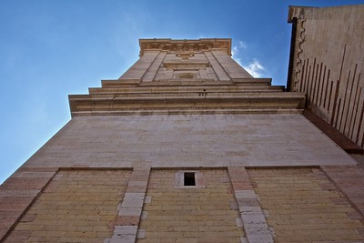 Gita a Verona - Bell tower of the Cathedral