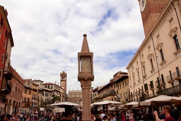 Crowded Verona